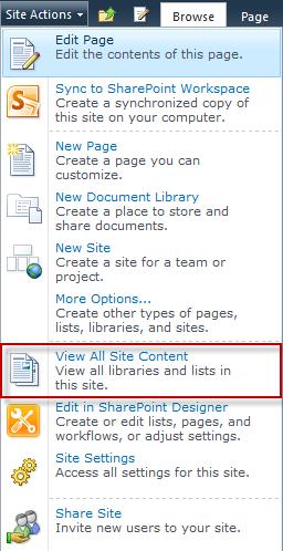 View workflow tasks