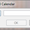 Calendar group in Outlook 2010